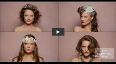 Hair & Makeup How-To Video