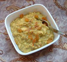 Sunshine Oatmeal: 2 cups liquid  1 cup Instant oats  1 tbsp sweetener 1 tbsp raisins 1/4 tsp turmeric  1/2 tsp ground cardamom 6-7 strands saffron pinch of salt
