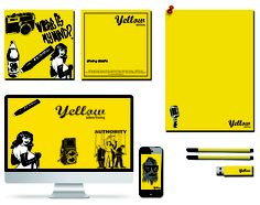 Yellow Advertising - Self Promotion