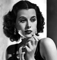 """It might surprise you to learn that screen star of the 1920s, Hedy Lamarr, helped conceptualize the idea of frequency hopping, which is how we send radio signals from different frequency channels. She was given the Pioneer Award by the Electronic Frontier Foundation in 1997. Her response? """"Well, it's about time."""" #DoGreatThings"""