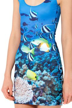 Reef Dress - LIMITED