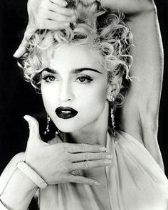 Madonna was a pop culture icon as well as a trendsetter for girls who watched her during her career. She did many risqué performances as well as music videos and she spoke her mind as she felt. Her influence on the music industry as well as pop culture is apparent in her wanting to empower women to express themselves.