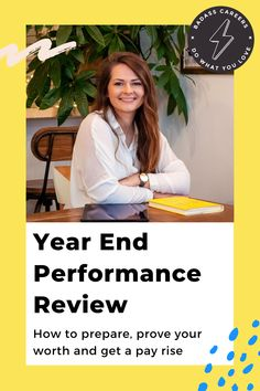You know what it means when it's the end of the year… PERFORMANCE REVIEWS! Dun dun dun!  Are you going to be celebrating, buzzing from a super-positive year-end review and salary bump to boot? Or are you dreading that awkward moment of (finally) receiving feedback from your manager?  If you want to wrap up your professional year with a BANG 💥 then you need to get prepared with these tips! #badasscareers #yearendperformancereview #yearendperformancereviewideas #payrise #jobs #careeradvice Performance Review Tips, Work Review, Performance Evaluation, Work Goals, End Of Year, Awkward Moments, Job S, Marketing Ideas, Career Advice