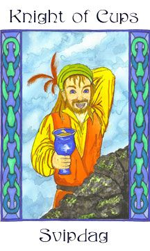 Northern Tradition Paganism: The Giants' Tarot - Cups