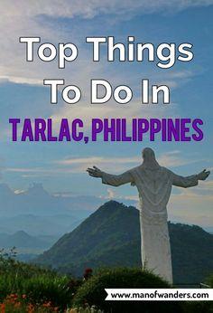 tarlac tourist spots