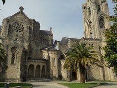 Igrexa da Vera Cruz no Carballiño (Ourense) obra de Antonio Palacios