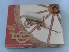 """VINTAGE CRAFT MASTER CORP WAGON MASTERS SCALE MODELS """"CHUCK WAGON"""" 106:198"""