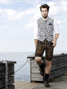 a94ed7918a3a8f 146 Best men in liederhosen images in 2019 | Leather joggers ...