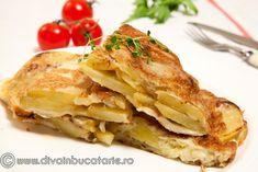tortilla-1 Lasagna, Foodies, Spaghetti, Eggs, Meat, Chicken, Cooking, Ethnic Recipes, Diva