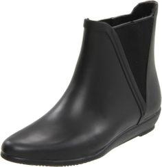 $150.00-$150.00 LOEFFLER RANDALL Women's Rain Slip-On Ankle Boot,Black,9 M US -  http://www.amazon.com/dp/B004V7QB38/?tag=icypnt-20