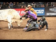 Professional Bull Riders - Top Saves of 2014