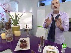Salud a la carta 11- Limpieza bronquial - Verduras con puré