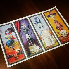 """""""HAUNTED MANSION COLLECTION"""" FULL COLOR"""