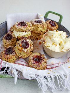 December scones | Jamie Oliver
