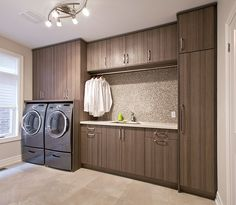 laundry room counter space
