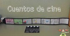 Blog sobre el trabajo de PT en un aula de Educación Especial English Class, Cinema, Canvas, Veronica, Books, Art, Movie Classroom, Special Education Classroom, School Projects