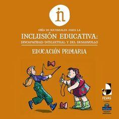 PARA PROFES | Guías de materiales para educación inclusiva (Infantil, Primaria y Secundaria) ~ La Eduteca