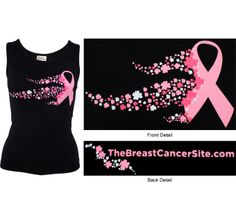 Breast Cancer Support tank