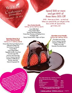 Get the Chocolate Lover's Bundle for 50% off! Includes Chocolate Lover's Syrup, Raspberry Truffle Mousse and Molten Lava Cake. Mmmmm...