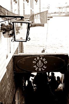 #Strandperle #Frühstück #Elbe #Strand #Elbstrand #Hamburg #EuropaPassage #EuropaPassageHamburg #Moin #welovehh #moin #typischhamburch