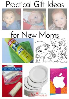 New moms need a lot