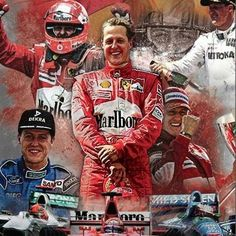 Michael Schumacher | Career