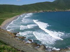 Playa Brava in Tayrona National Natural Park