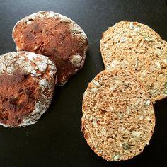 Bread, Food, Thermomix Bread, Rye Bread, Birds, Food Food, Tips, Recipies, Brot