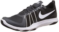 Nike Flex Train Aver BlackDark GreyWhite Mens Cross Training Shoes *** To view further for this item, visit the image link.(This is an Amazon affiliate link)