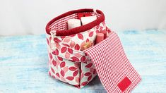 Small Sewing Projects, Sewing Projects For Beginners, Sewing Hacks, Sewing Tutorials, Diy Travel Pouches, Makeup Storage Pouch, Diy Bags Patterns, Quilt Patterns, Sewing Patterns