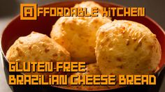 #Gluten-free #Brazilian #Cheese #Bread - Simple and #Easy - #AffordableKitchen