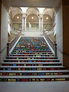 The Grand Staircase  Art Institute of Chicago