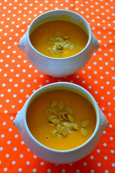 From my kitchen: Hokkaido soup