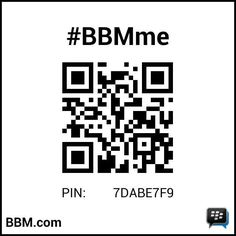 Add me BBM