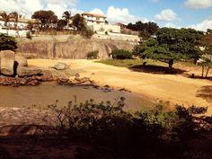 Praias de Vitória no Espírito Santo