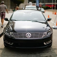 Refreshed VW CC