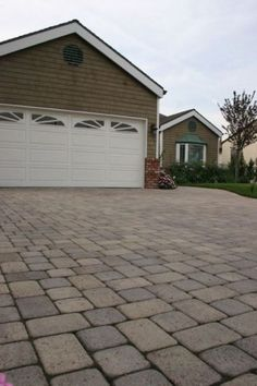 Have a look at over 30 different driveway landscaping ideas.