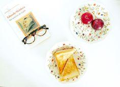 breakfast with sandra