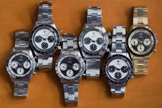 """In the second installment of our Reference Points series we will tackle perhaps the most discussed family of watches in modern timepiece collecting. This watch is as infamous as it is famous, it's as dangerous as it is beautiful, and valuable as it is rare. I'm talking about nothing short of the Rolex """"Paul Newman"""" Daytona, and here we will explore the six references of this absolutely legendary timepiece, as well as go into its history, ups, downs, ins and outs. This is everything you ever…"""