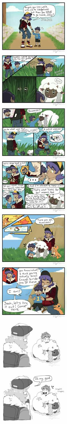 The last panel though - Pokemon O Pokemon, Pokemon Comics, Pokemon Funny, Pokemon Memes, Pokemon Fan Art, Cute Comics, Funny Comics, Pokemon Stories, Pokemon Pictures