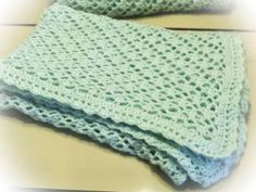 Check out this item in my Etsy shop https://www.etsy.com/listing/279252502/soft-lacy-crochet-baby-blanket-baby