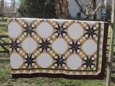 Tennessee waltz quilt = hate the colors but the block has possibilities