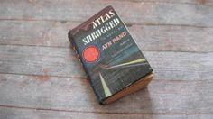 Atlas Shrugged Miniature Dollhouse Book