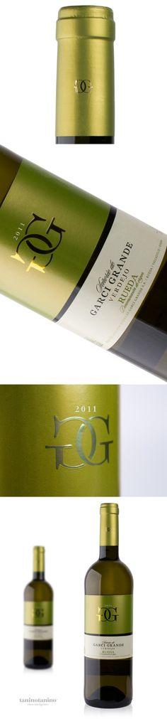 GARCI GRANDE VERDEJO 2011 HISPANO BODEGAS - TANINOTANINO VINOS INTELIGENTES Photo by #winebrandingdesign