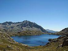 LLeida Parque nacional de Aiguas Tortas y Lago de San Mauricio - Estany des Monges