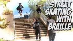 HITTING THE STREETS WITH VINNIE BANH & BRAILLE SKATEBOARDING !!! – A DAY WITH NKA – Nka Vids Skateboarding: Source: nigel alexander