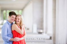 Brian and Kristin | Forest Park Engagement Portraits