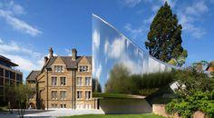 ... Preservation Trust 2015 Award to the Investcorp Building by Zaha Hadid  #Hadid #Zaha Pinned by www.modlar.com