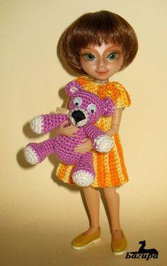 PlayDolls.ru - Играем в куклы: Багира: Галерея работ (10/39)