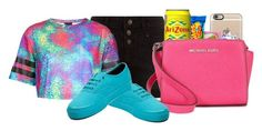 """Cole Summer"" by trampoline-bootiee ❤ liked on Polyvore featuring mode, Escapology, Casetify, Michael Kors et Vans"